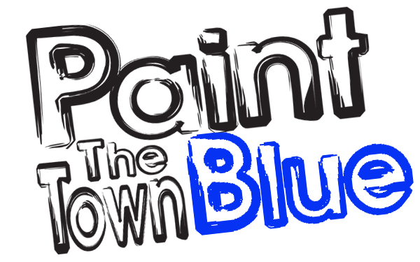 paint the town logo