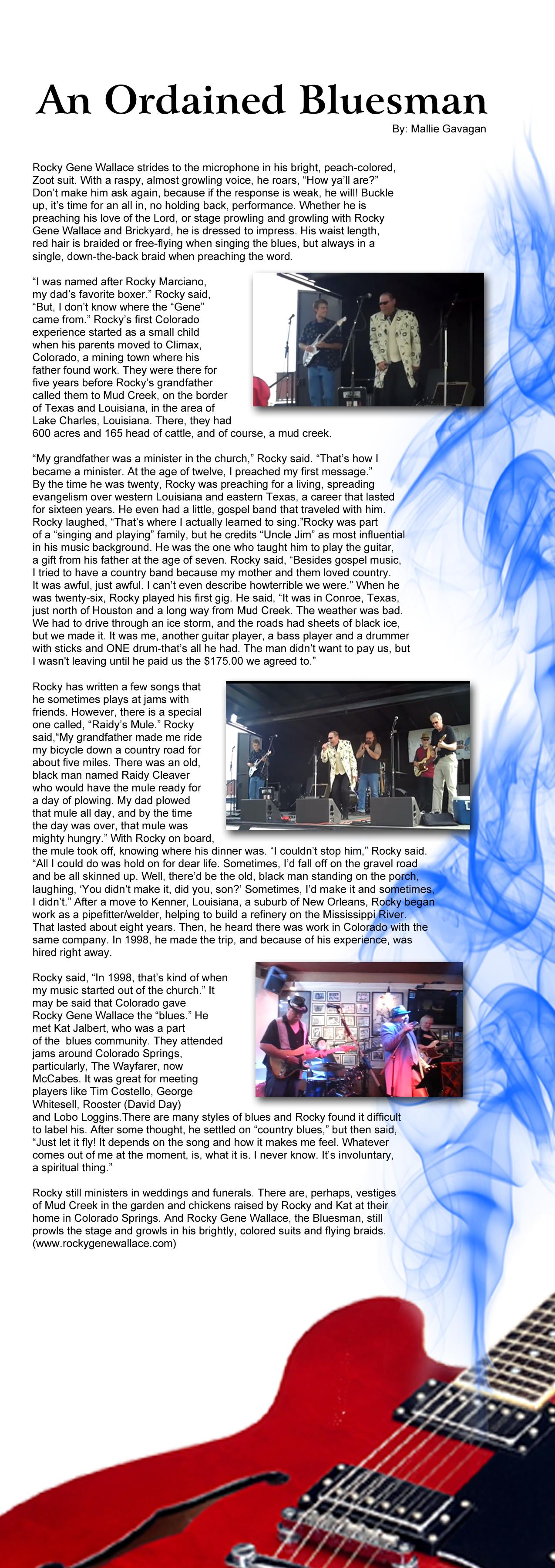 article Rocky Gene