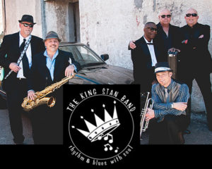 PPBC Showcase: The King Stan Band @ Stargazers Theatre and Event Center | Colorado Springs | Colorado | United States
