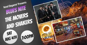 The Movers & Shakers @ Hotel Elegante   Colorado Springs   Colorado   United States