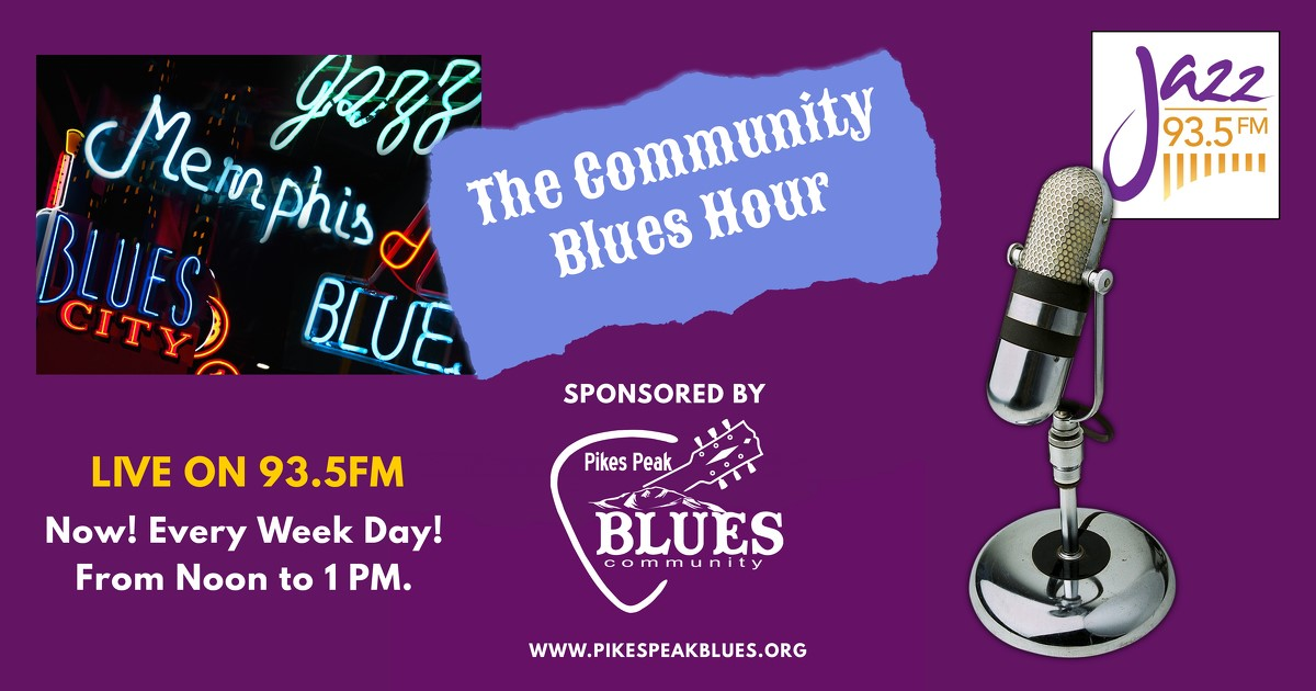 Community Blues Hour 5 days